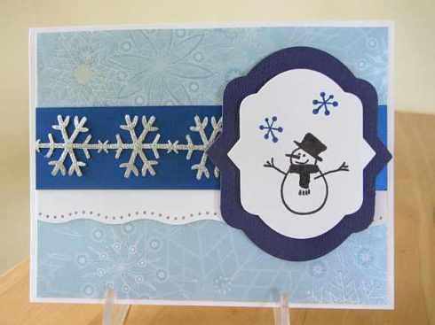 SnowmanChristmas