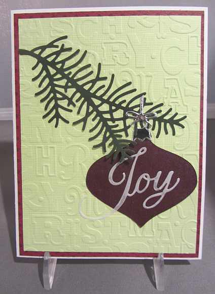 Joy-ChristmasOrnament